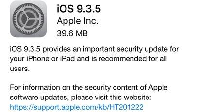 iOS 935