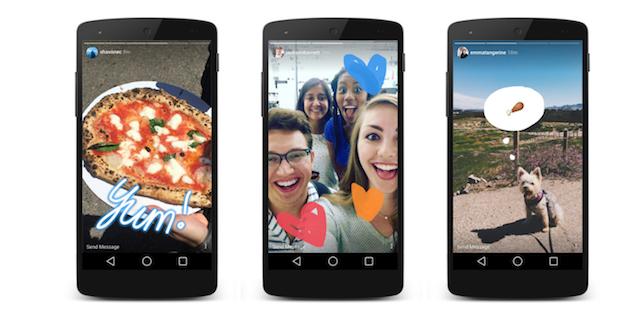 Instagram: Ahora podrás compartir tus historias por Direct con tus amigos