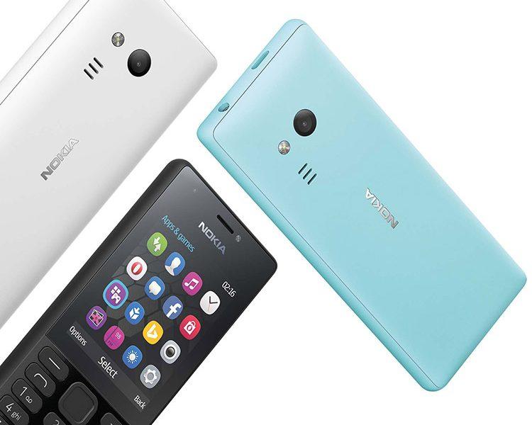 Nokia 216 celular