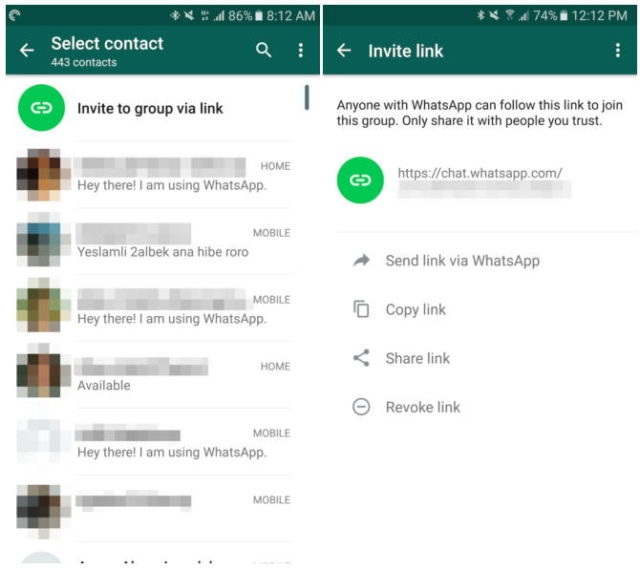 whatsapp grupos link