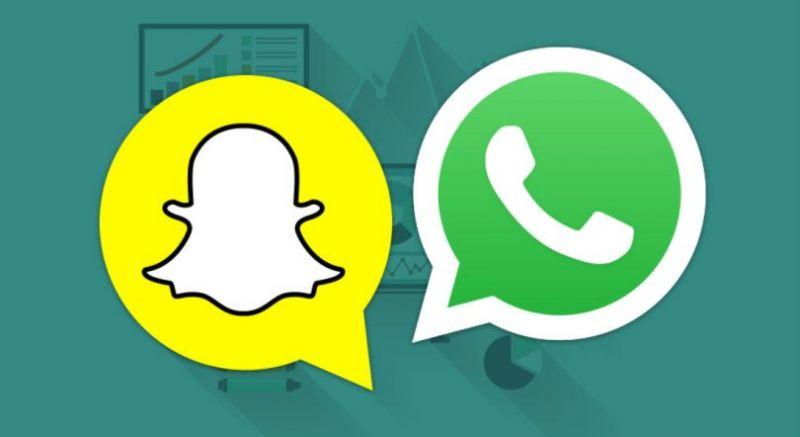 whatsapp_snapchat