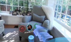 Facebook Messenger VR