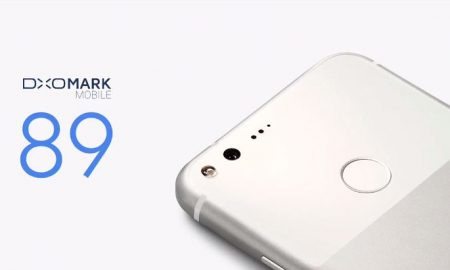 Google pixel camera