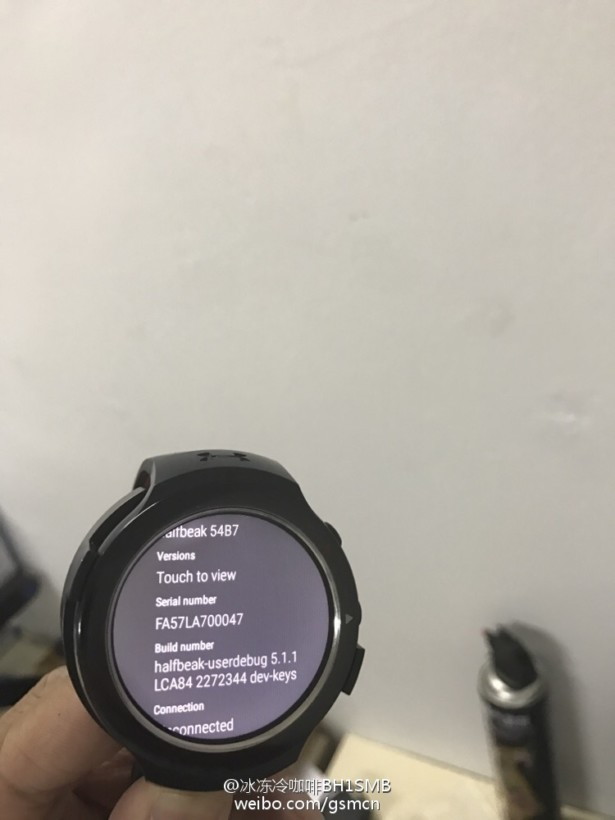 HTC Smartwatch android  (4)