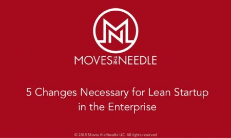 Lean Innovation movies the neeedle