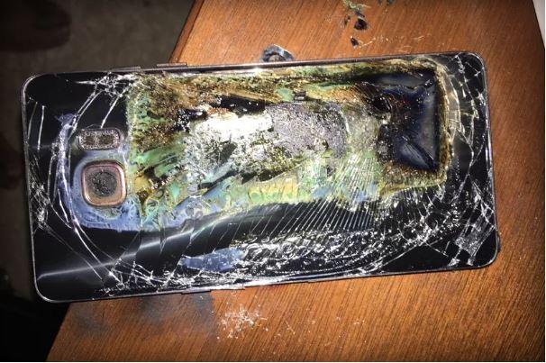 Detienen producción del Note 7 tras nuevos casos de incendios