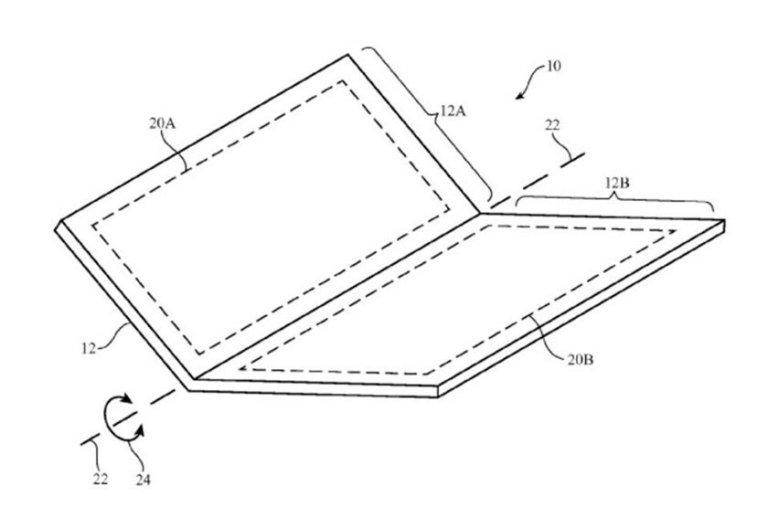 folding-iphone-patent
