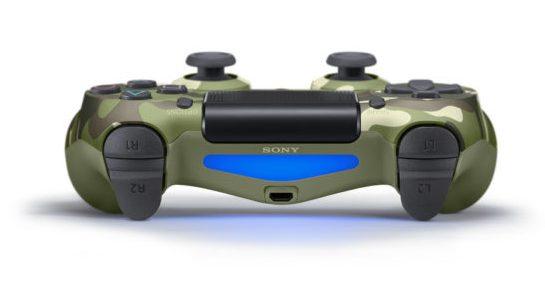 camo-green-dual-shock-4