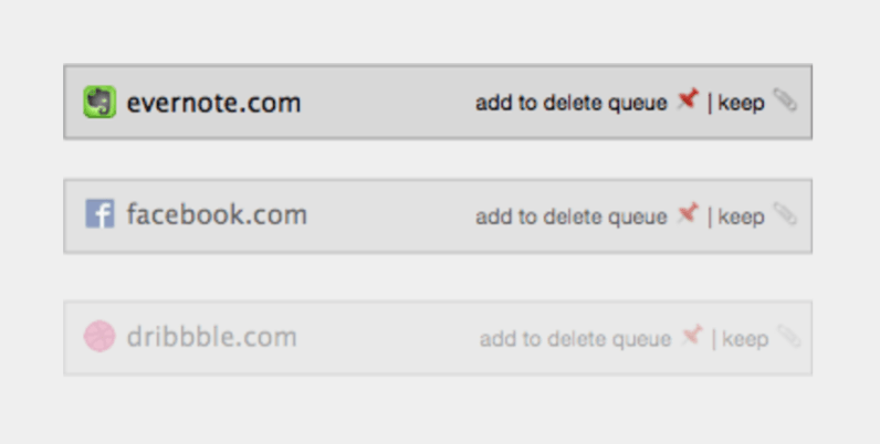 Cómo borrar tus datos de internet en un par de clicks