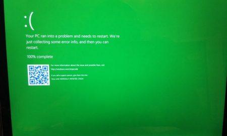 windows-pantalla-azul-verde