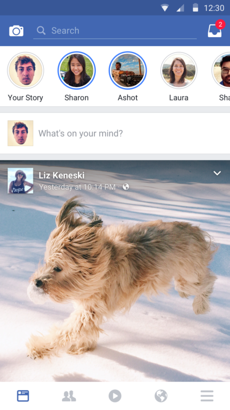 facebook-stories-android