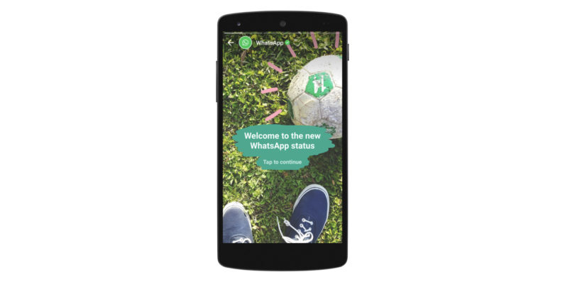 Whatsapp Status Comienza A Llegar A Los Usuarios Para