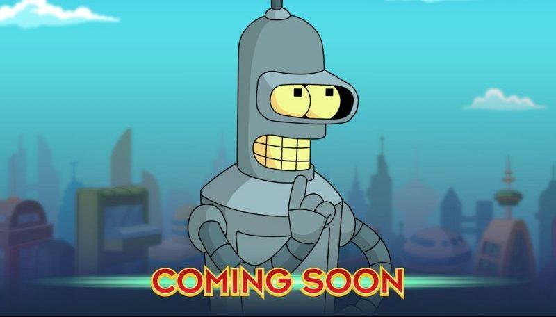 Worlds of Tomorrow para dispositivos móviles — Revelan Futurama