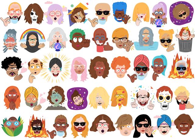 Google Allo puede convertirte en un emoji