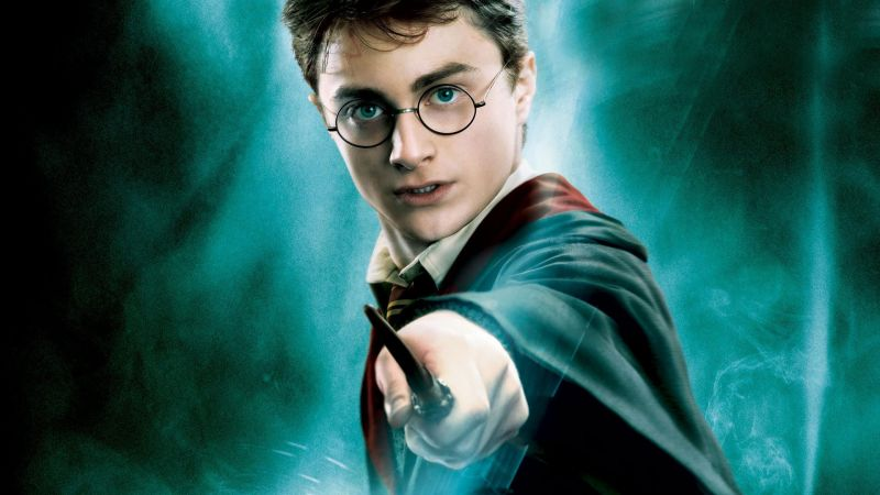 Harry Potter hechiza las redes sociales