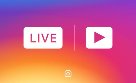 Ya puedes compartir tus transmisiones de Instagram Live directamente en 'Stories'.
