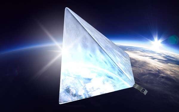 Mayak, el satélite espacial ruso más brillante, visible desde la Tierra