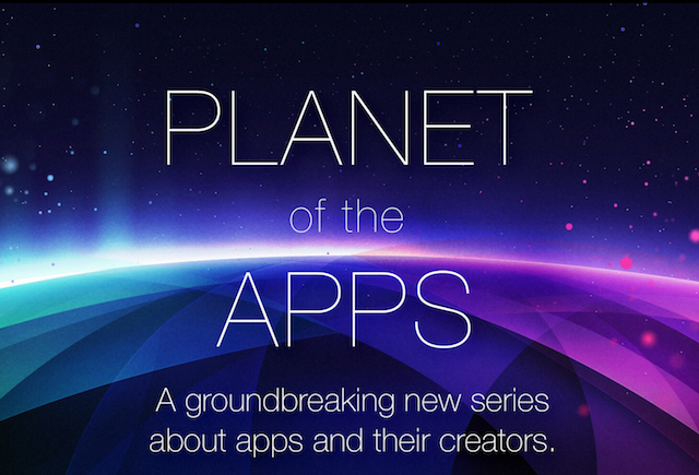'Planet of the apps', el nuevo reality de Apple