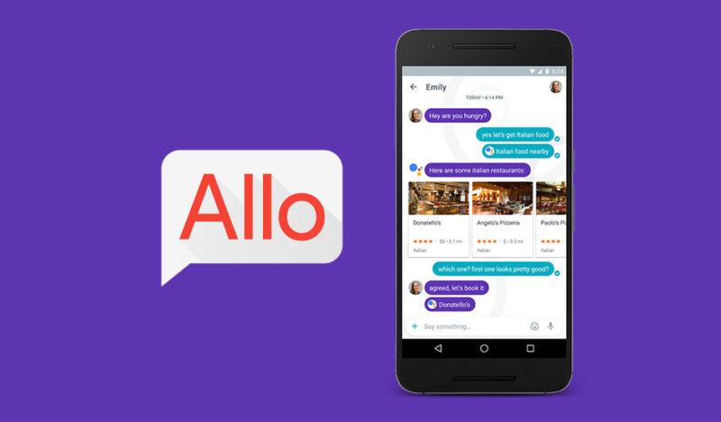 Google Allo ya tiene versión web, pero solo para usuarios de Android