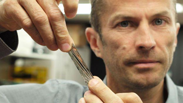 Científicos de IBM logran almacenar 330 TB de datos en una pequeña cinta magnética