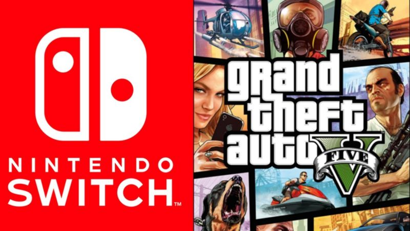 Gta V Estaria Disponible Muy Pronto Para La Nintendo Switch Social
