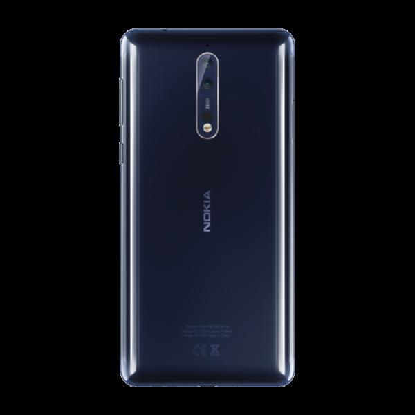 Nokia 8 Azul Pulido (2)