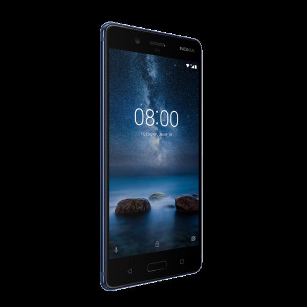 Nokia 8 Azul Pulido (4)