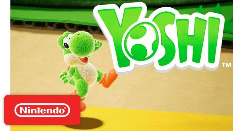 El Juego De Yoshi Para Nintendo Switch Estaria Disponible En Junio