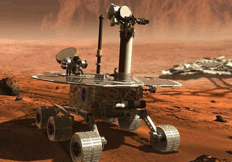 El rover Opportunity tiene más de 5 mil días funcionando en Marte