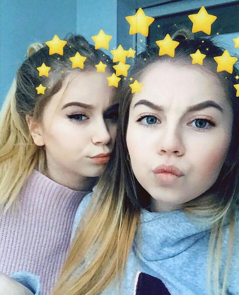 Dos hermanas se filman antes de matarse jugando a la ballena azul