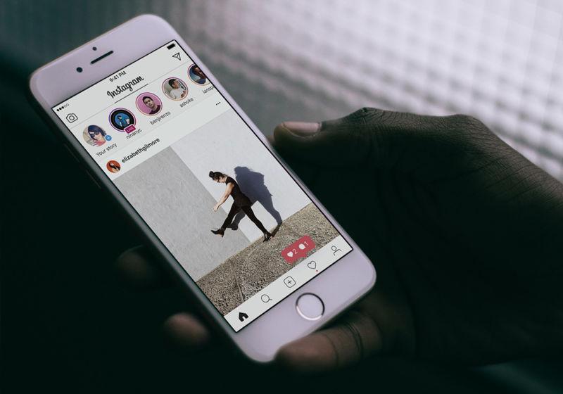 Así serán las nuevas pegatinas musicales para las historias — Instagram