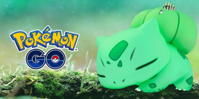 Pokémon GO realizará un evento para celebrar el Día de la Tierra