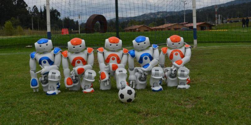Robots NAO, androides Universidad de la Sabana
