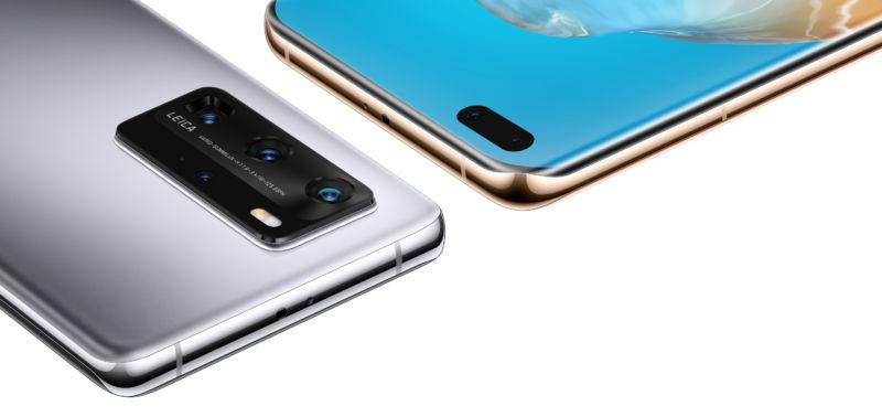 Los Huawei P40 Pro y P40 Lite llegan a Colombia: precio y disponibilidad