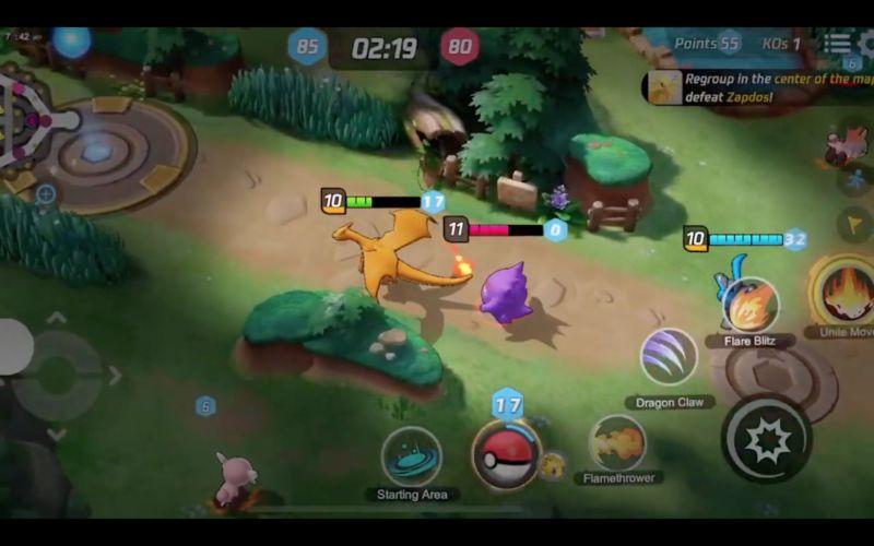Pokémon Unite, así será el emocionante juego anunciado ...